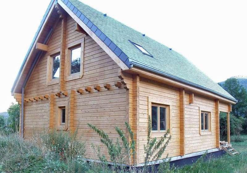 Esprit chalet pr s de luchon sarl ambiances bois concepts for Construction bois 21